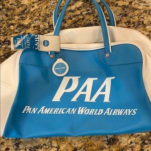 Pan American World Airways Travel Bag